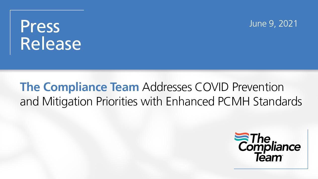 Covid-19 PCHM Standards